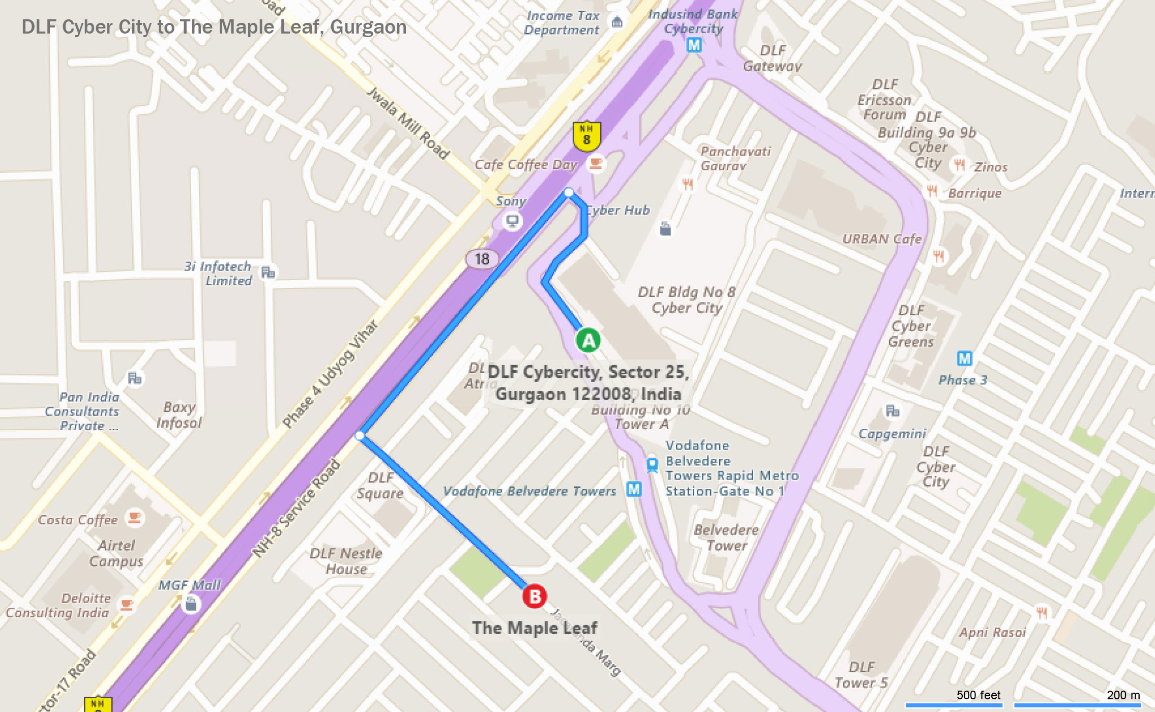 Try These American Express Gurgaon Campus Office Address