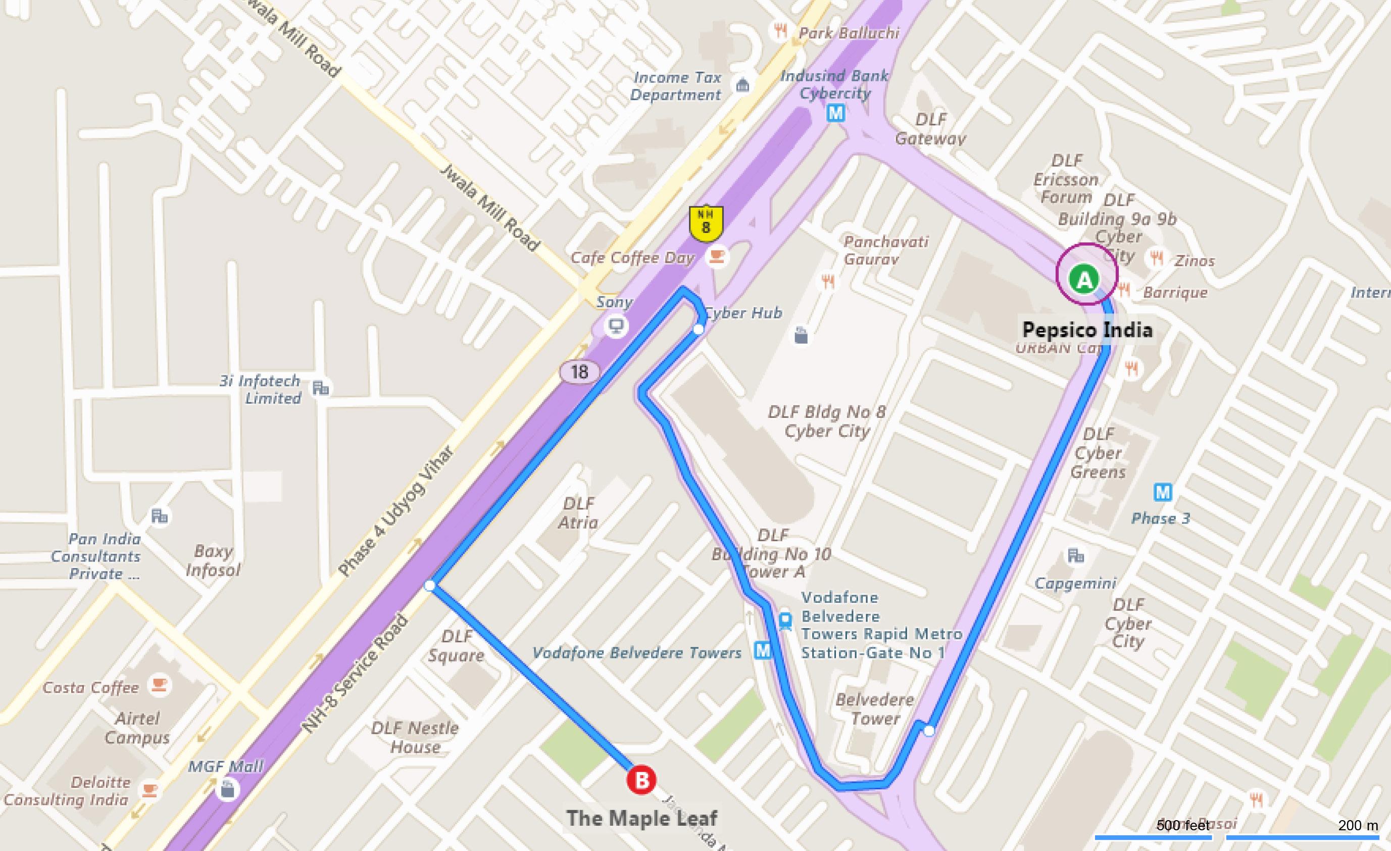 Budget Hotel Near PepsiCo Office Gurgaon | Budget Hotels in DLF ...